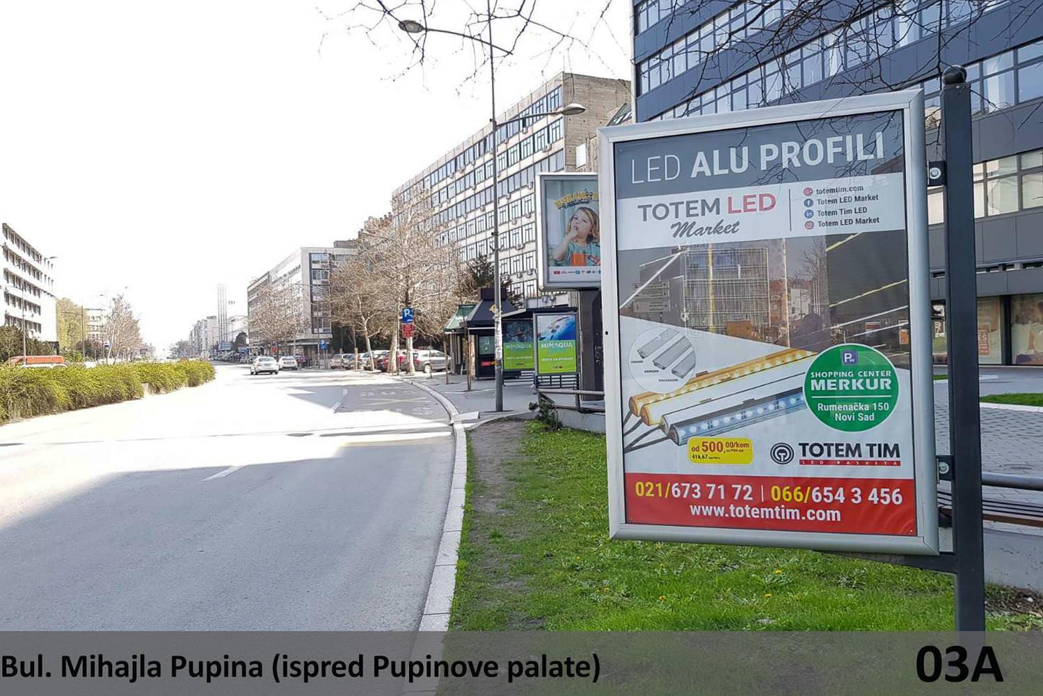 Sad lokacije novi Pyro centri